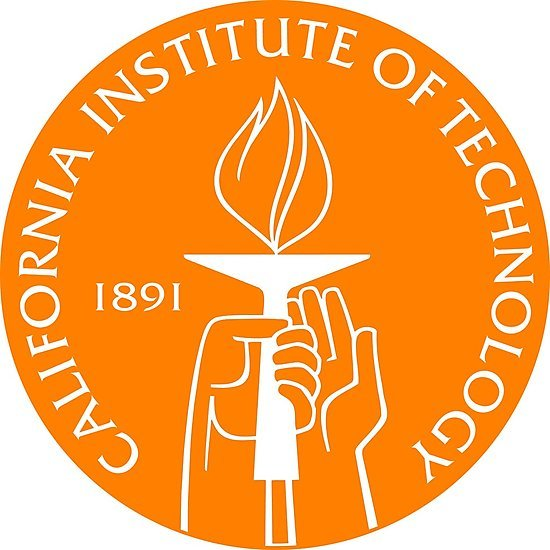 Cal Tech circle logo